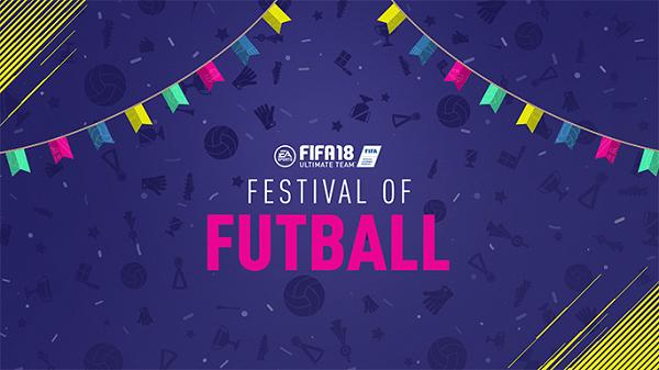 Festival of Football dal 13 giugno in FIFA FUT 18