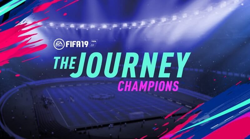 The Journey, modalità Il viaggio di Alex Hunter su FIFA 19