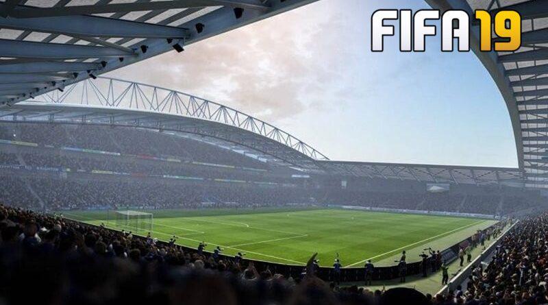 Immagini di tre grandi stadi presenti in FIFA 19