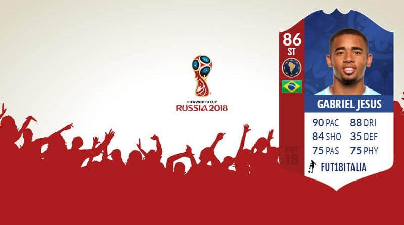 Come funziona l'upgrade delle carte in FUT World Cup