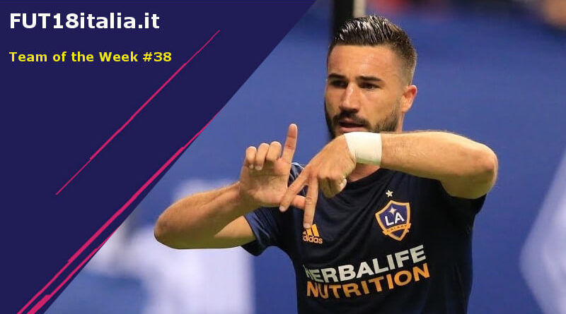 Alessandrini TIF 86 nel Team of the Week estivo n.38