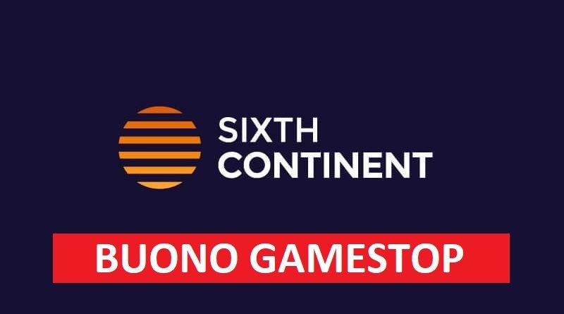 Come acquistare un buono Gamestop su SixthContinent con risparmio economico