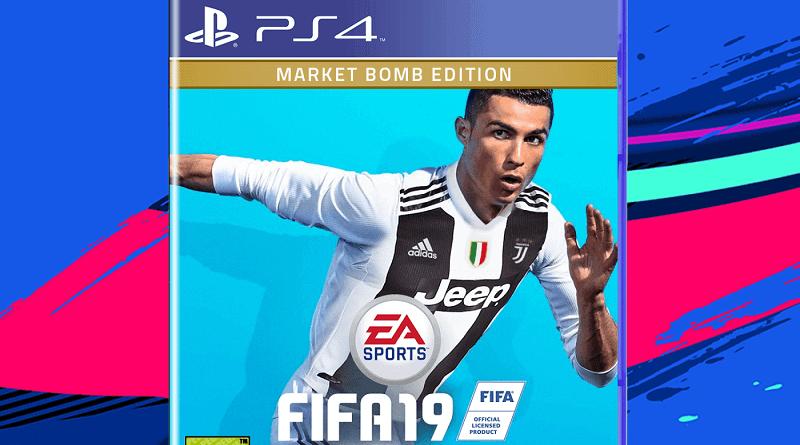 Cosa accadrebbe alla copertina di FIFA 19 se CR7 andasse alla Juventus?