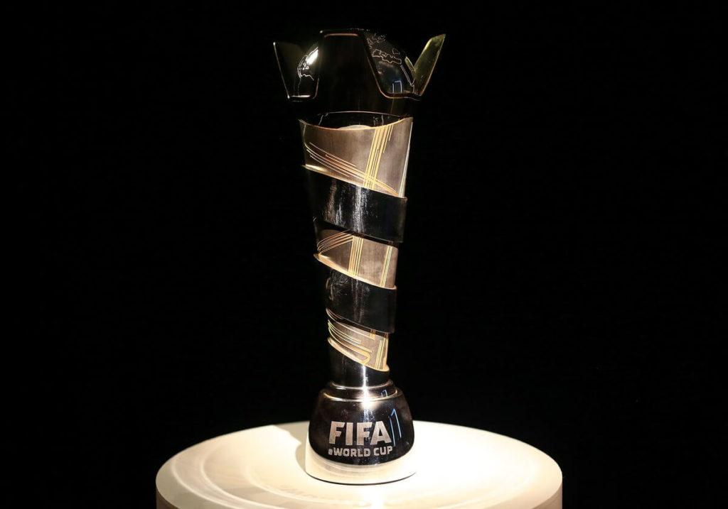 Coppa del vincitore del FIFA eWorld Cup a Londra 2-4 agosto 2018