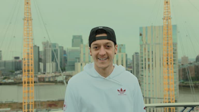 Mesut Ozil ambasciatore del FIFA eWorld Cup di Londra ad agosto