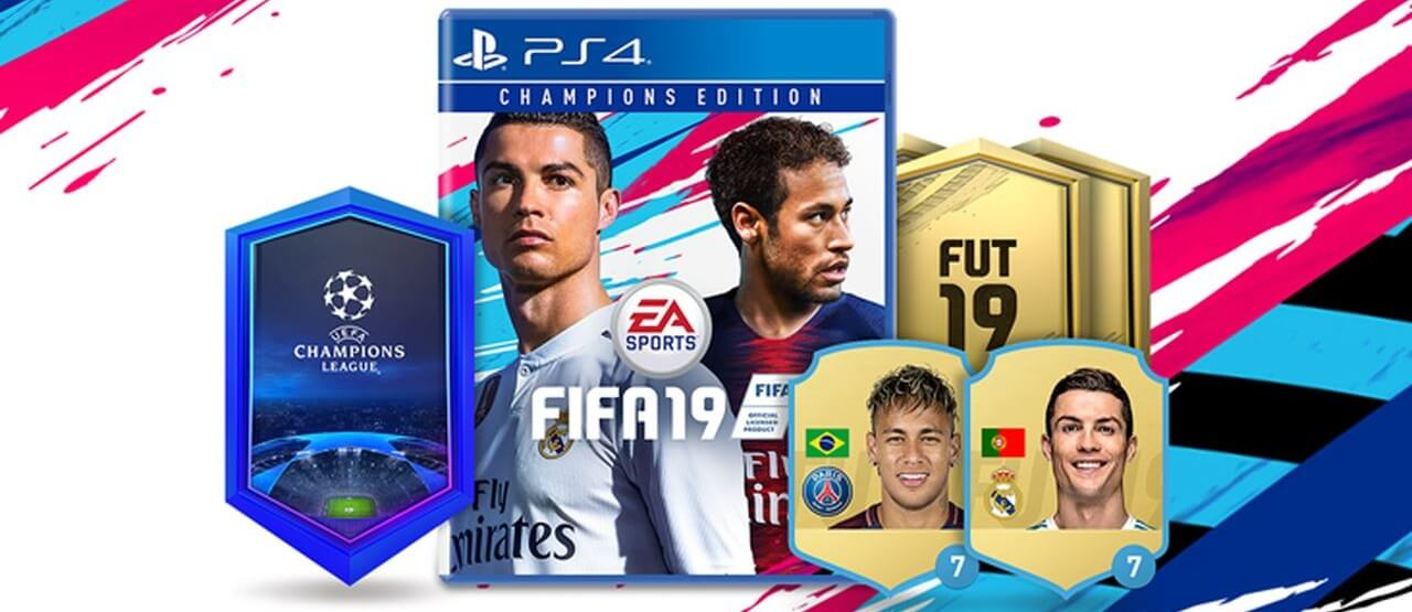FIFA 19 Champions Edition - Prenota ORA