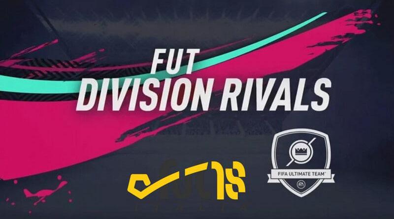 FUT Division Rivals, la nuova modalità competitiva di FIFA FUT 19