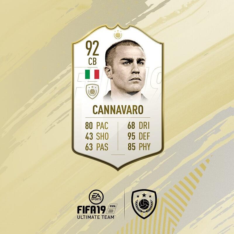 FIFA 19, Tutte Le Icone Presenti E Quando Saranno