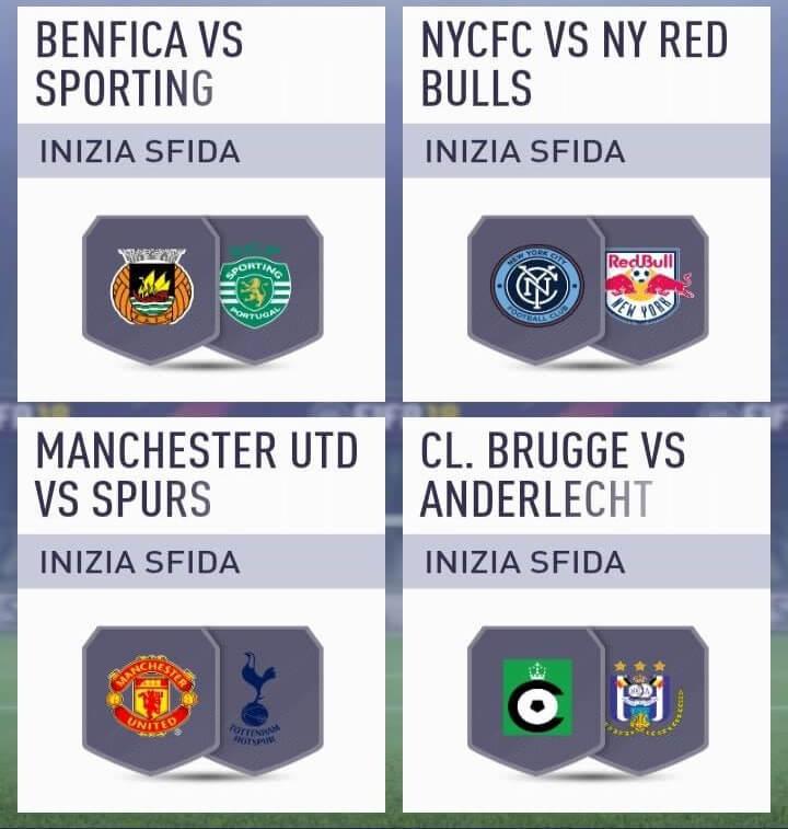 Manchester United - Tottenham nella sfida incontri principali