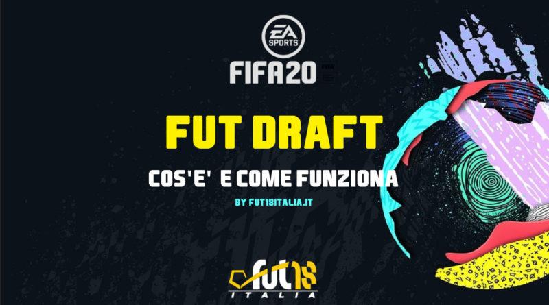 FIFA 20 FUT Draft