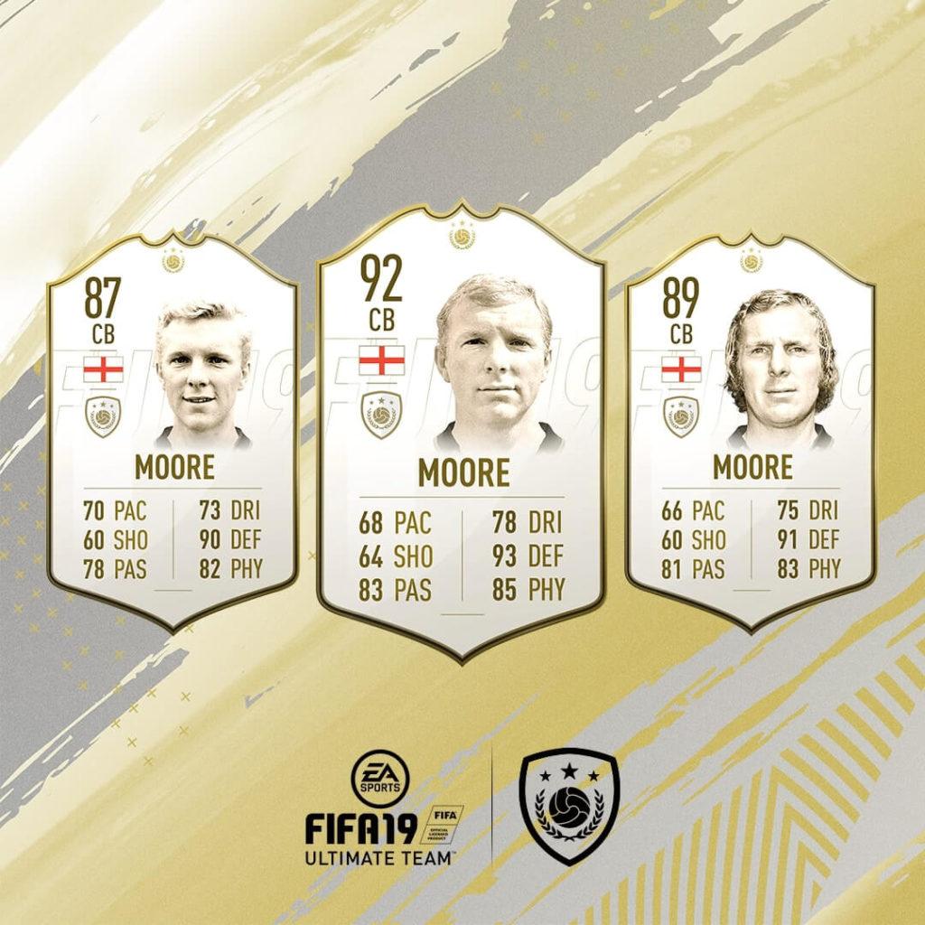 Moore icona in FIFA 19 #ClassOf19