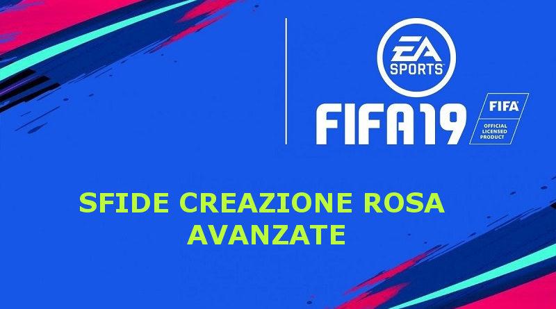 SCR avanzate in FIFA 19, requisiti, premi e soluzioni