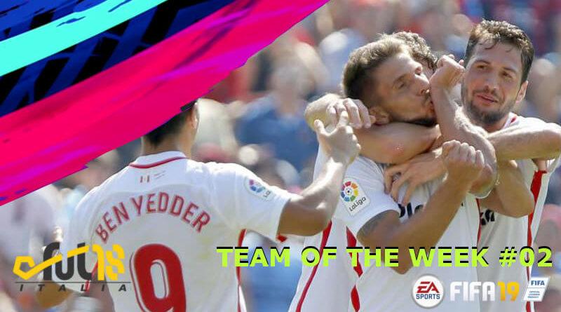 TOTW 02 su FIFA 19, Ben Yedder protagonista con la sua tripletta