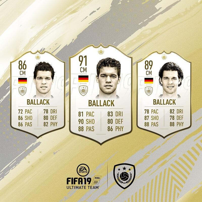 Michael Ballack icona in FIFA 19 #ClassOf19