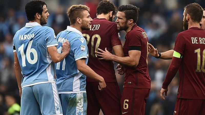 Derby Roma-Lazio nella prediction della SBC
