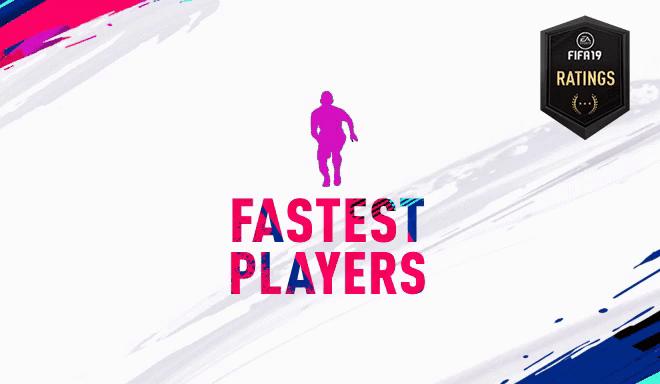 20 giocatori più veloci di FIFA 19