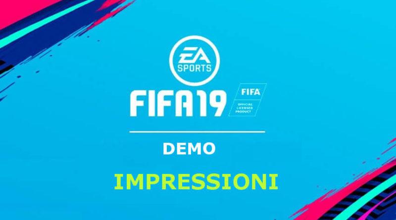 Impressioni e recensione della DEMO di FIFA 19