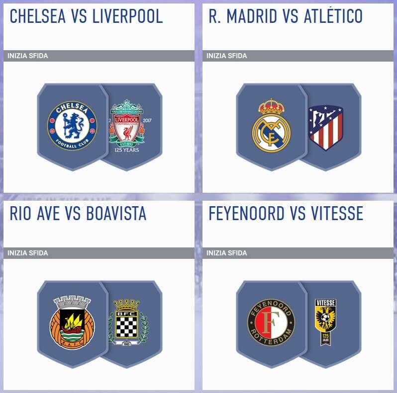 Prima SBC incontri principali di FIFA 19 - 27 settembre