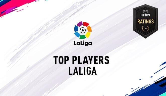 I migliori giocatori per ruolo della Liga spagnola suddivisi per ruolo in FIFA 19