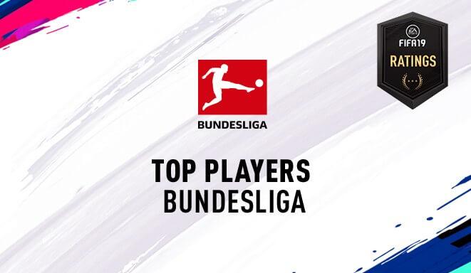 I migliori giocatori per ruolo della Bundesliga in ordine di overall