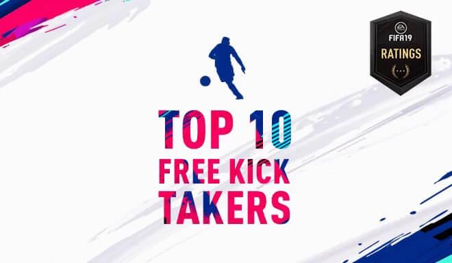 Tiratori da lontano, ecco i 10 migliori su FIFA 19