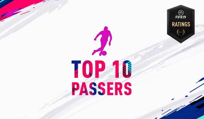 10 migliori giocatori con statistica di passaggio in FIFA 19