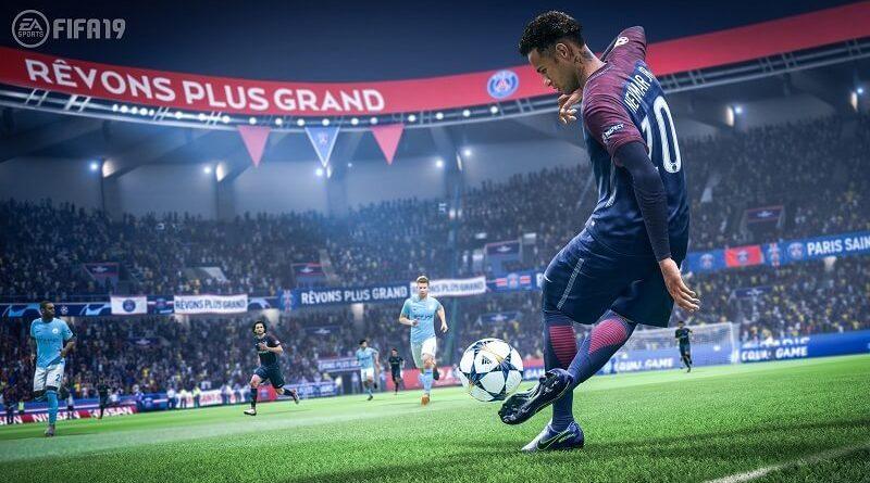 Neymar Jr su FIFA 19