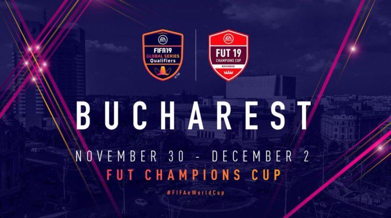 FIFA 19 FUT Champions CUP a Bucarest dal 30 novembre al 2 dicembre