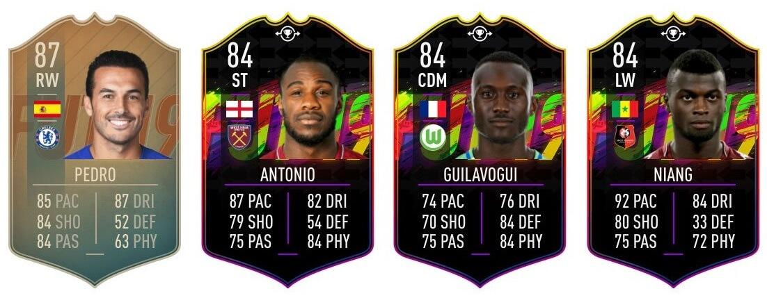 FUT Swap di novembre, i giocatori ottenibili attraverso Scambia i giocatori di FUT