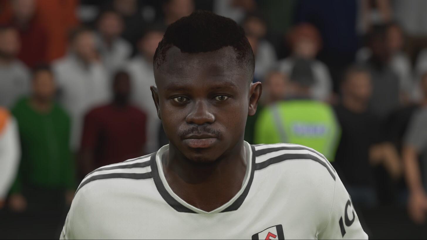 Seri nuovo volto grazie al face scan in FIFA 19