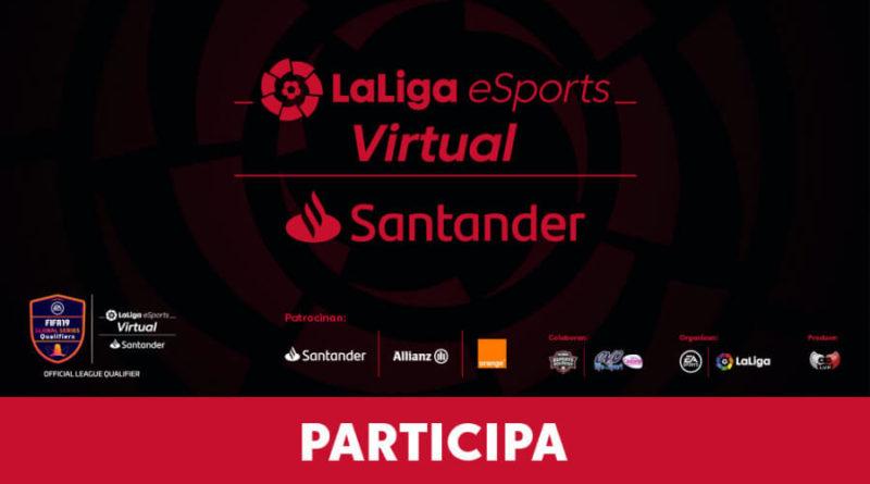 Seconda edizione de La Liga Santander eSports, torneo ufficiale in collaborazione con EA Sports