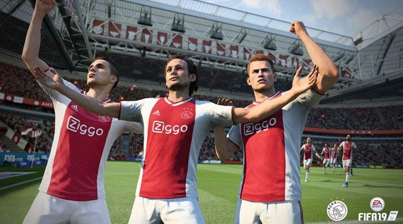 Ajax e EA Sports, annunciata la partnership per 3 anni