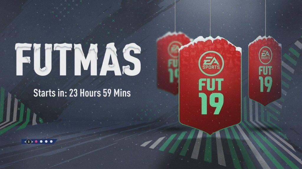 FutMas su FIFA 19 dalle ore 19 di venerdì 14 dicembre