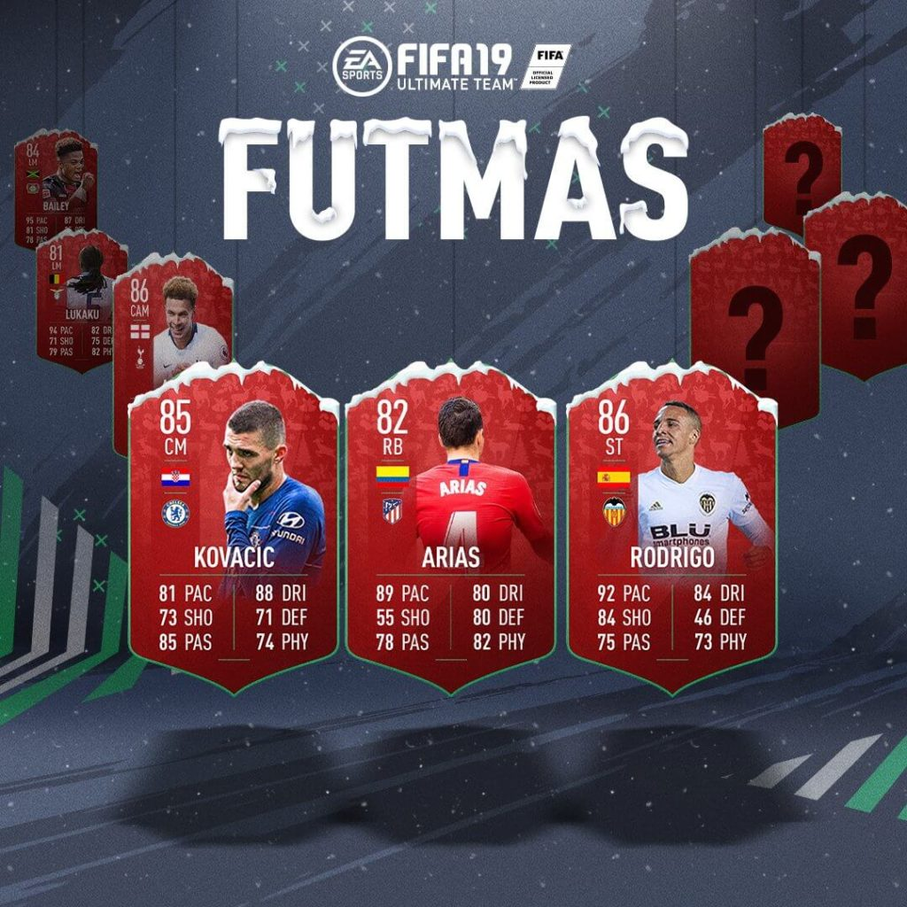 FutMas day 8