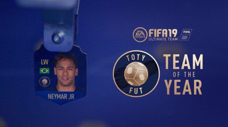 TOTY su FIFA 19