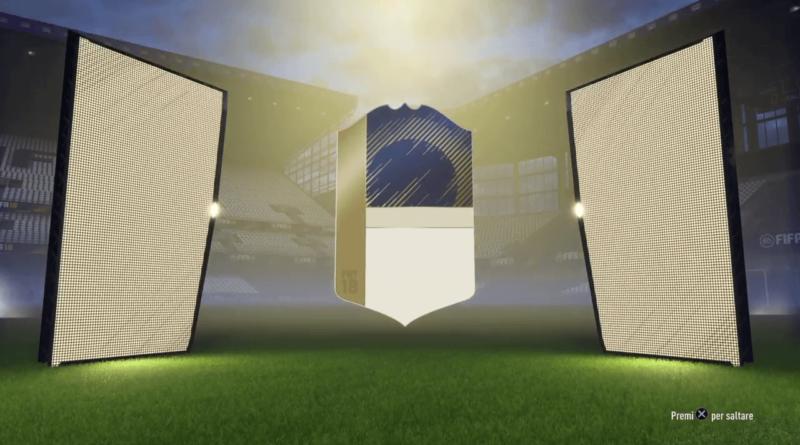 FIFA FUT 18, Icon Prime pack in regalo
