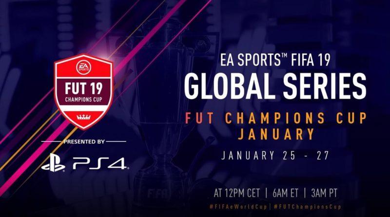 FUT Champions CUP di Bucarest di gennaio 2019