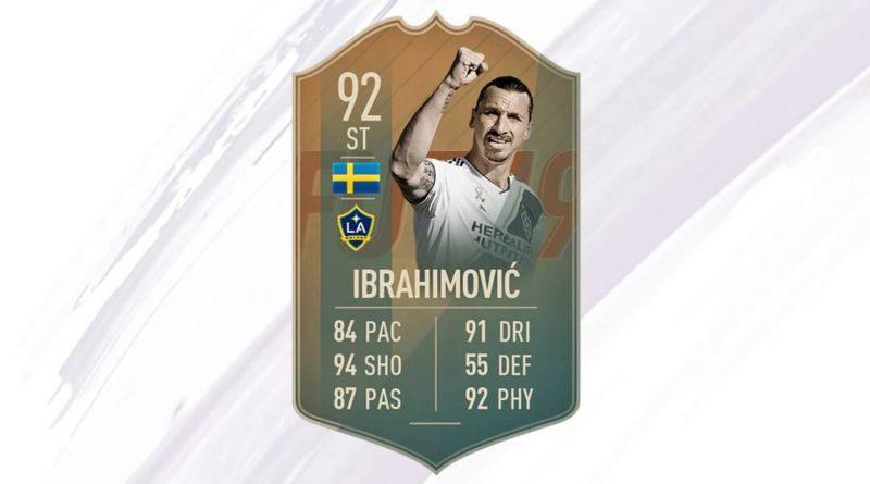 Ibrahimovic 92 flashback SBC