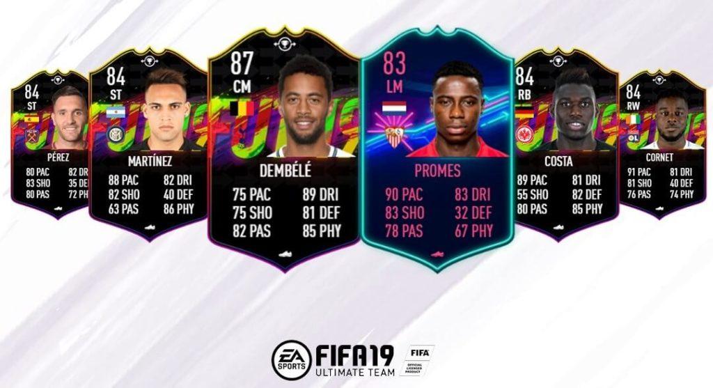 Giocatori FUT Swap Deals di gennaio 2019