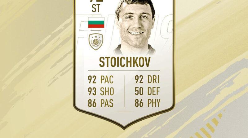 Stoichkov Icon Prime SBC