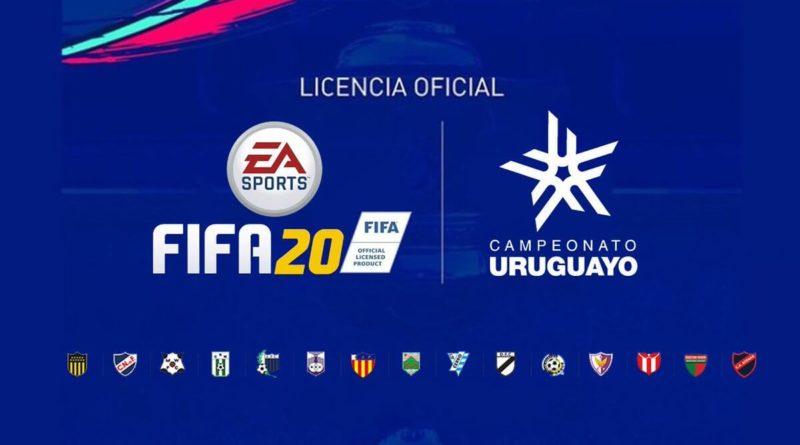 Campeonato Uruguayo in FIFA 20?