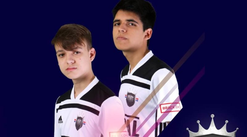 F2Tekkz e Nicolas99FC del team King eSports