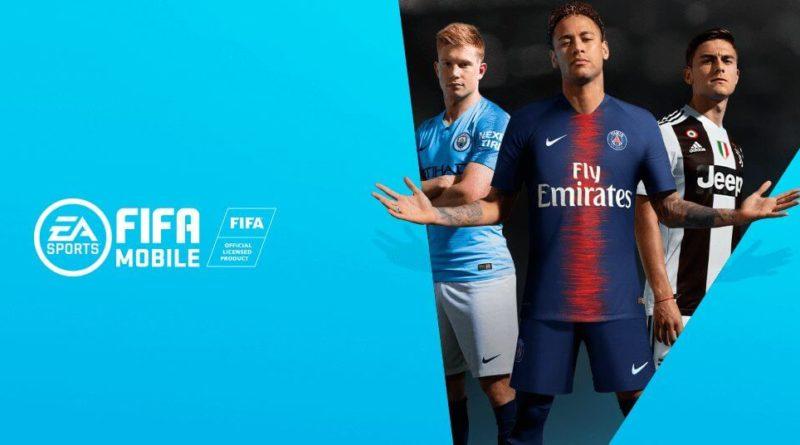 Copertina FIFA Mobile 2019