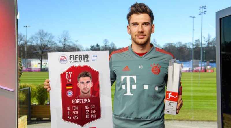 Goretzka è il POTM di gennaio della Bundesliga