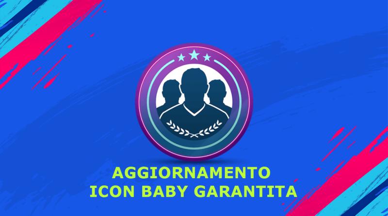 Sfida creazione rosa aggiornamento Icon Baby garantita