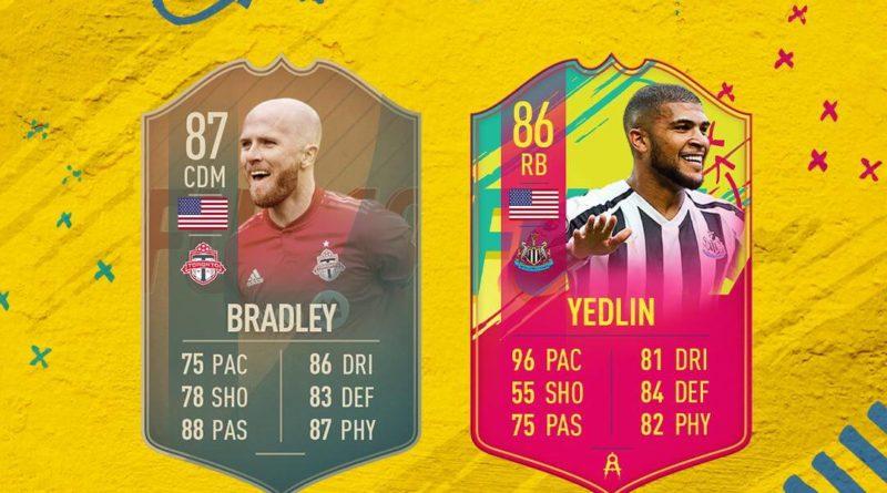 Bradley 87 flashback e Yedlin 86 CarniBall