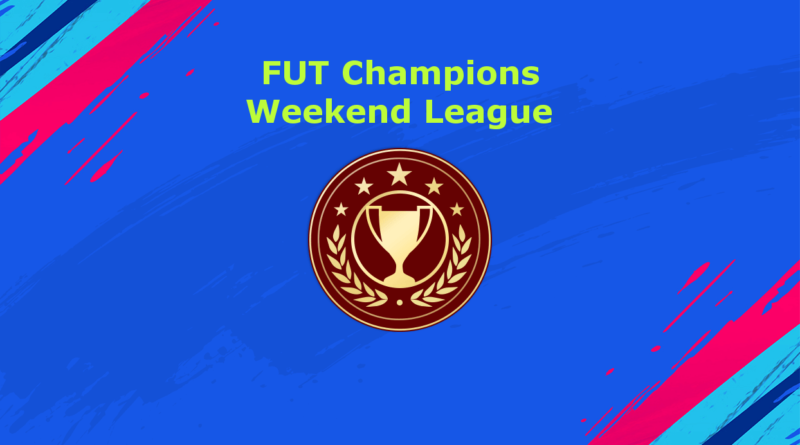 FIFA 19 FUT Champions Weekend League - Cos'è e come funziona