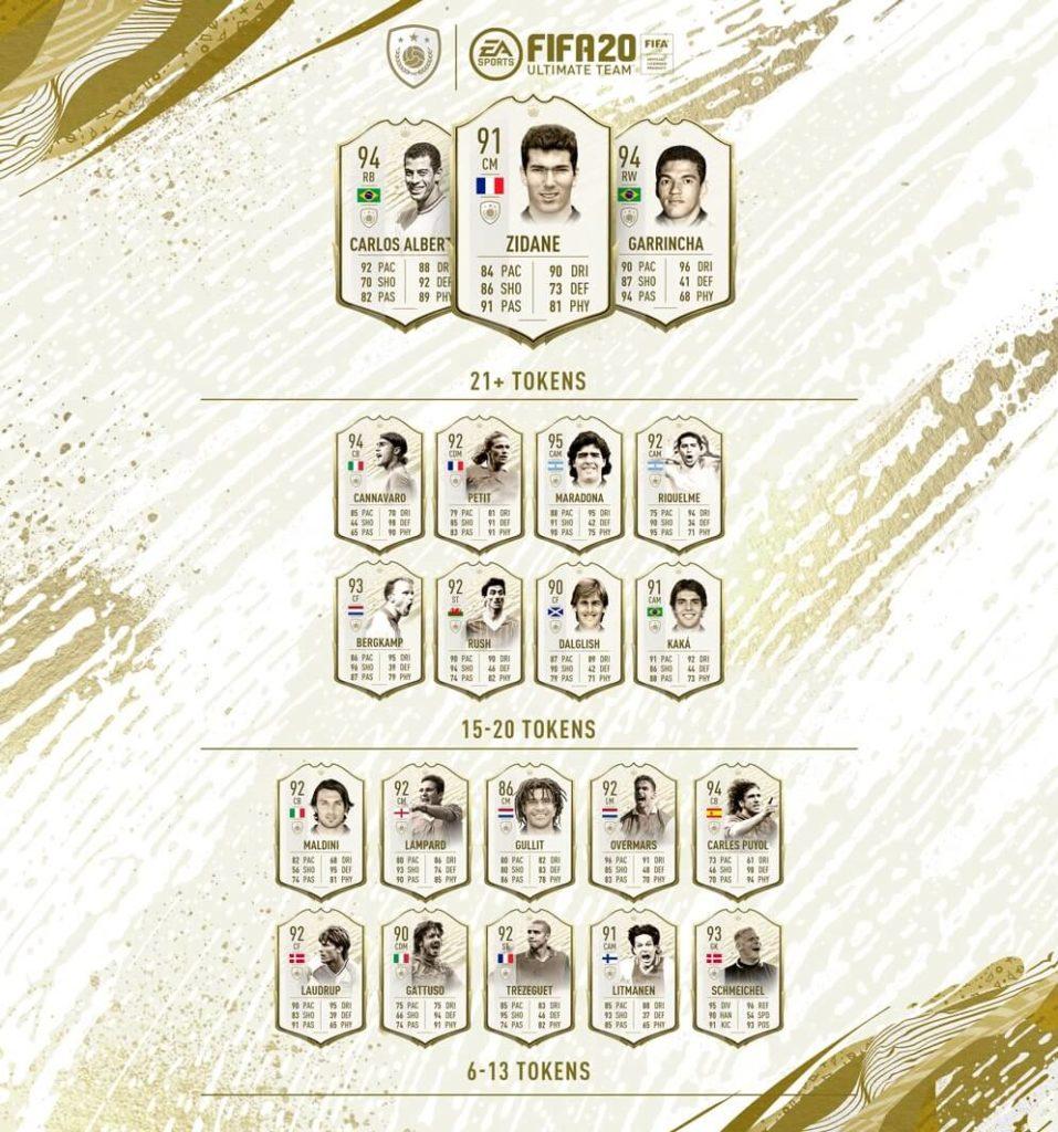 FIFA 20: Icon Swap SET 3