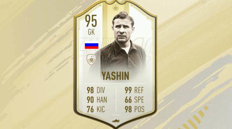 Yashin Icon Prime Moments SBC