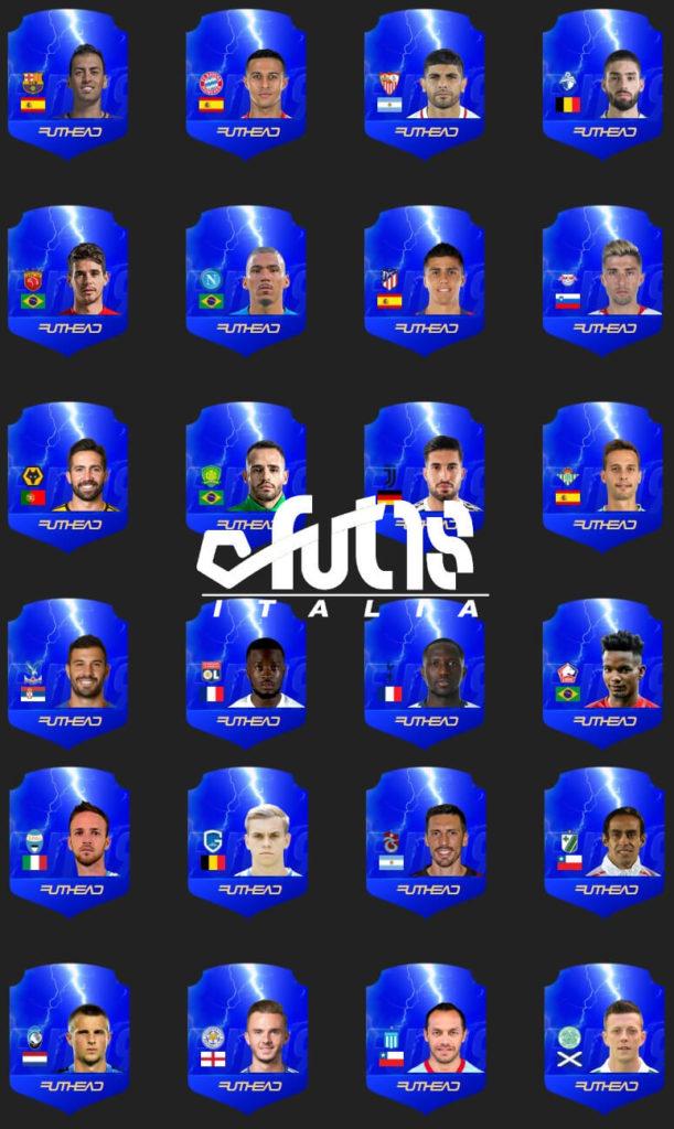 FIFA 19: centrocampisti candidati al Community TOTS parte 1